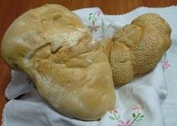 Campagnola e Pane al Sesamo